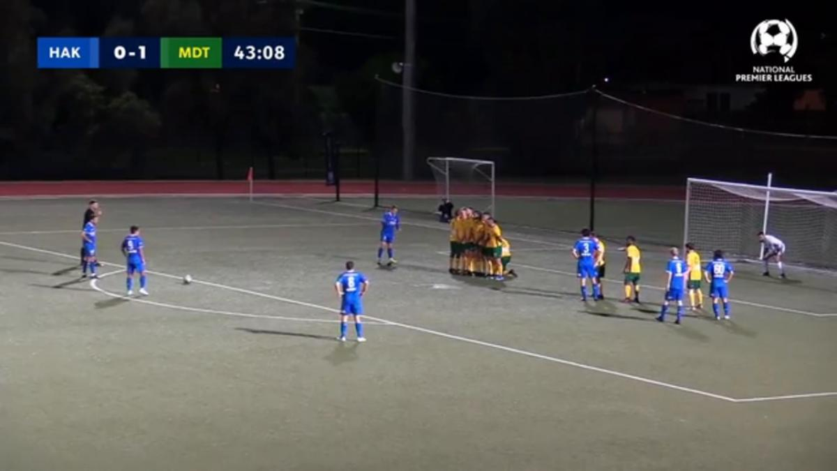 NPL NSW Round 10 - Hakoah Sydney City East vs Mt Druitt Town Rangers Highlights