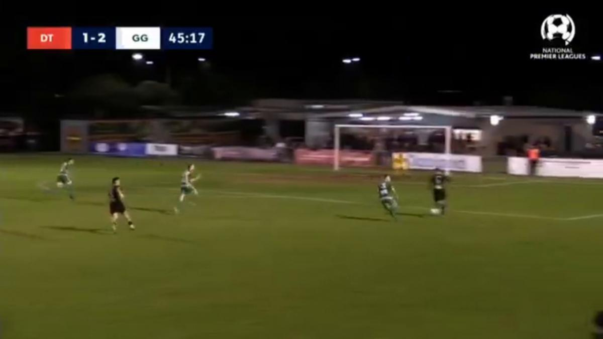 NPL VIC Round 12 - Dandenong Thunder v Green Gully SC Highlights