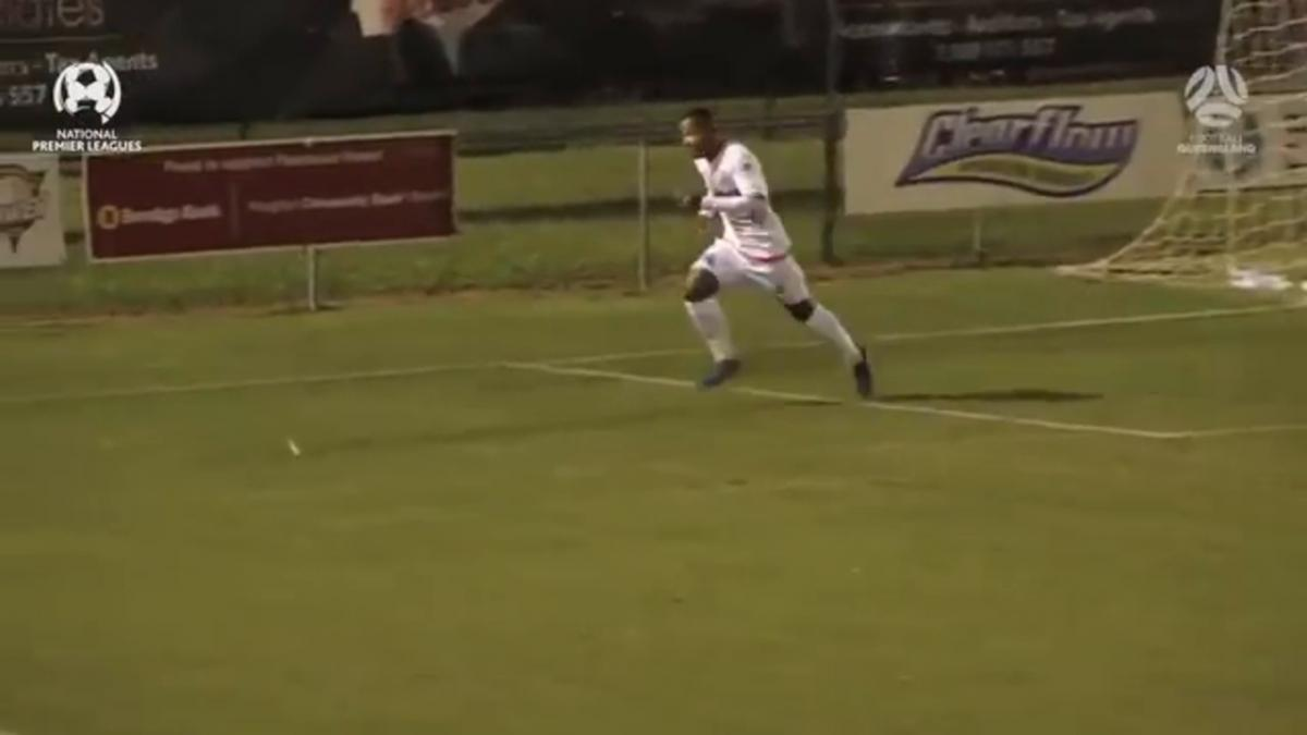 NPL QLD Round 16 – Peninsula Power vs Lions FC Highlights