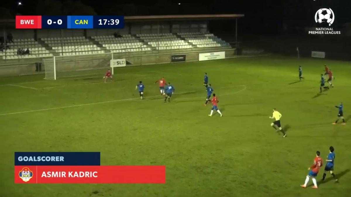NPL 2 NSW Round 12  - Bonnyrigg White Eagles vs Canterbury Bankstown FC Highlights