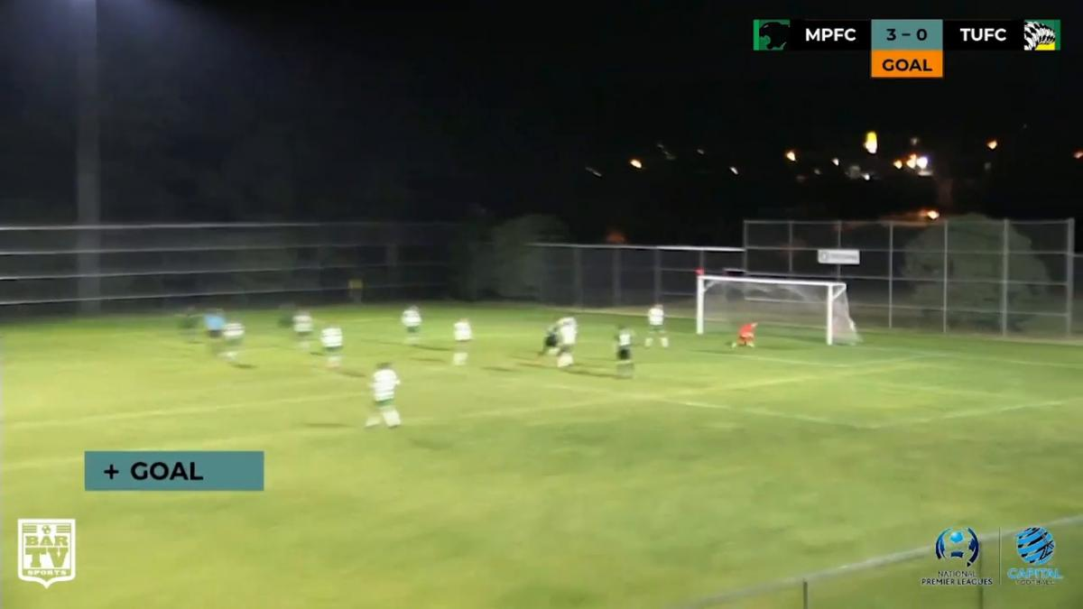 NPL CF Round 6 - Monaro Panthers vs Tuggeranong United Highlights