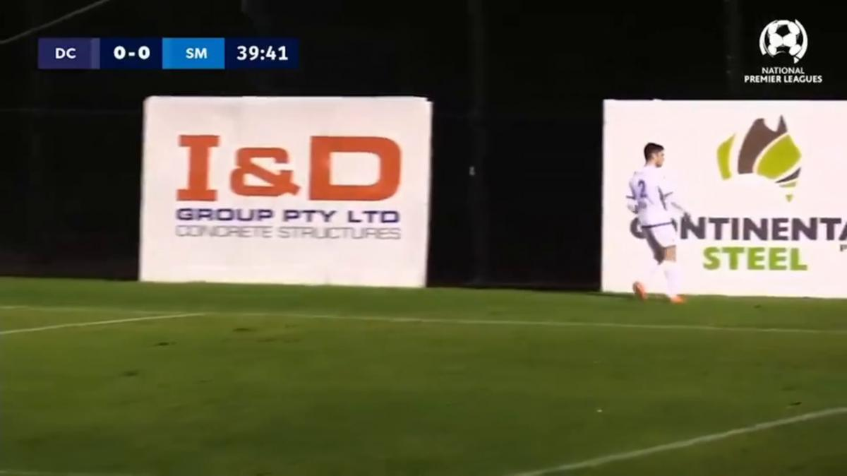 NPL VIC Round 15 - Dandenong City vs South Melbourne FC Highlights