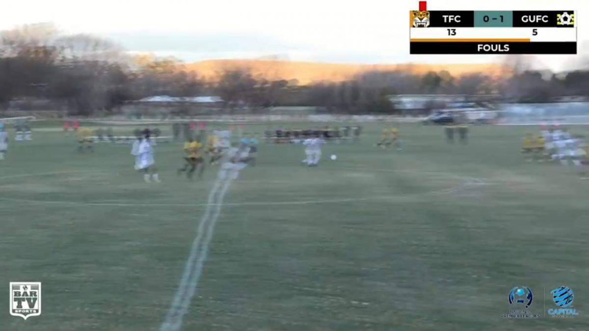 NPL CF Round 8 - Cooma Tigers vs Gungahlin United Highlights