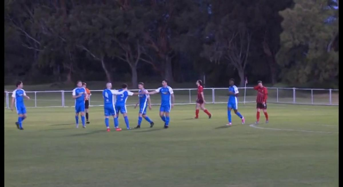 NPL TAS Round 14 - Clarence United vs Olympia Warriors Highlights