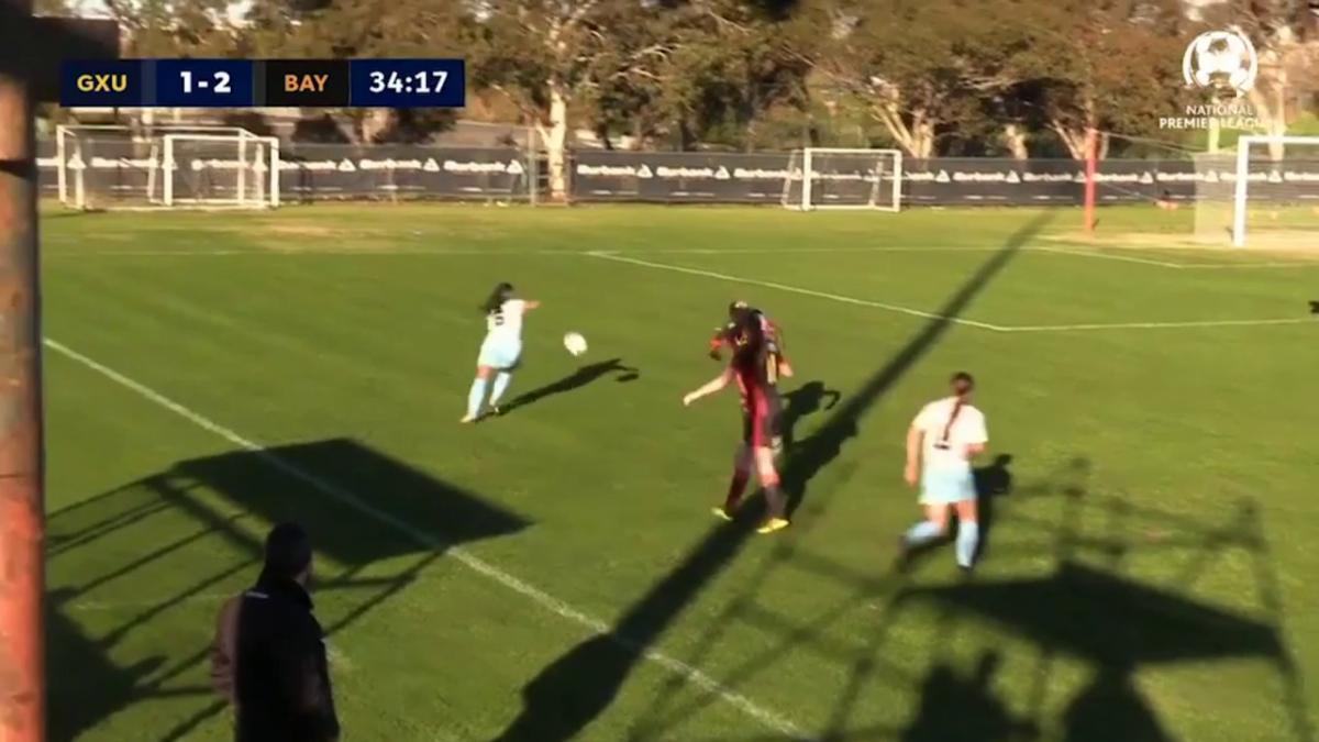NPLW VIC Round 16 - Geelong Galaxy United vs Bayside United Highlights