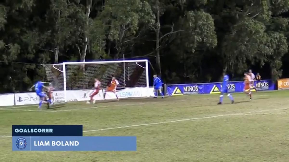 NPL VIC Round 16 - Kingston City vs Avondale FC Highlights