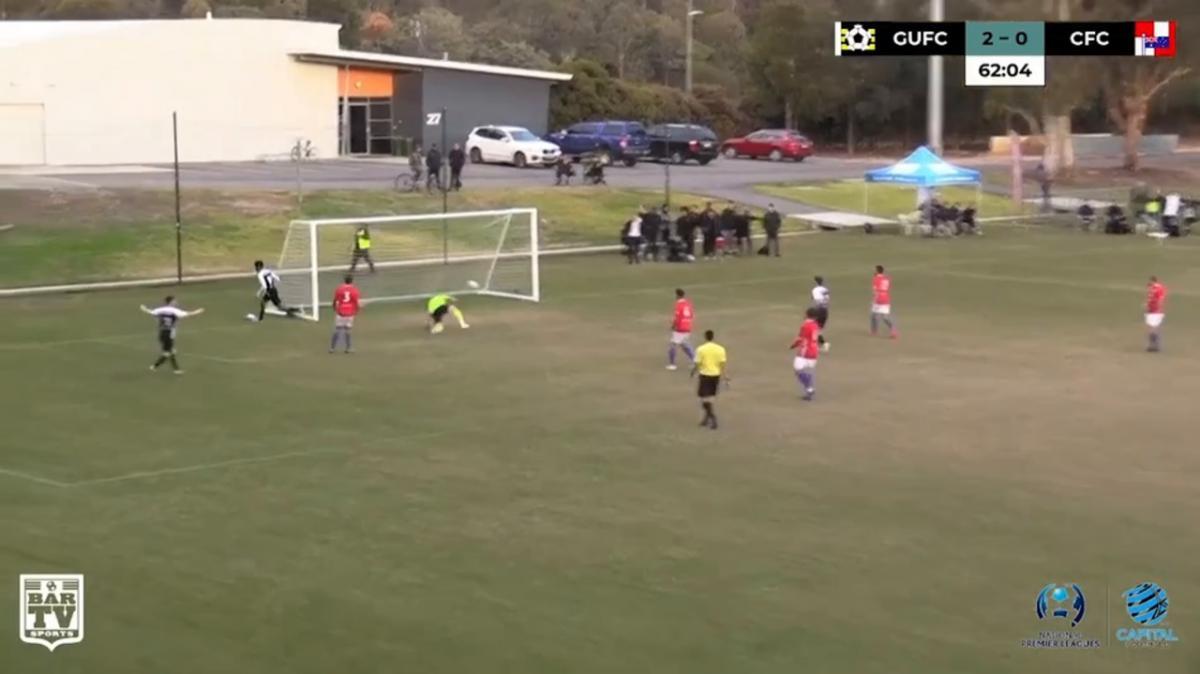 NPL CF Round 9 - Gungahlin United vs Canberra FC Highlights