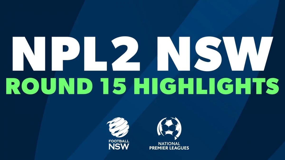 NPL2 NSW Round 15 - Blacktown Spartans v Macarthur Rams Highlights