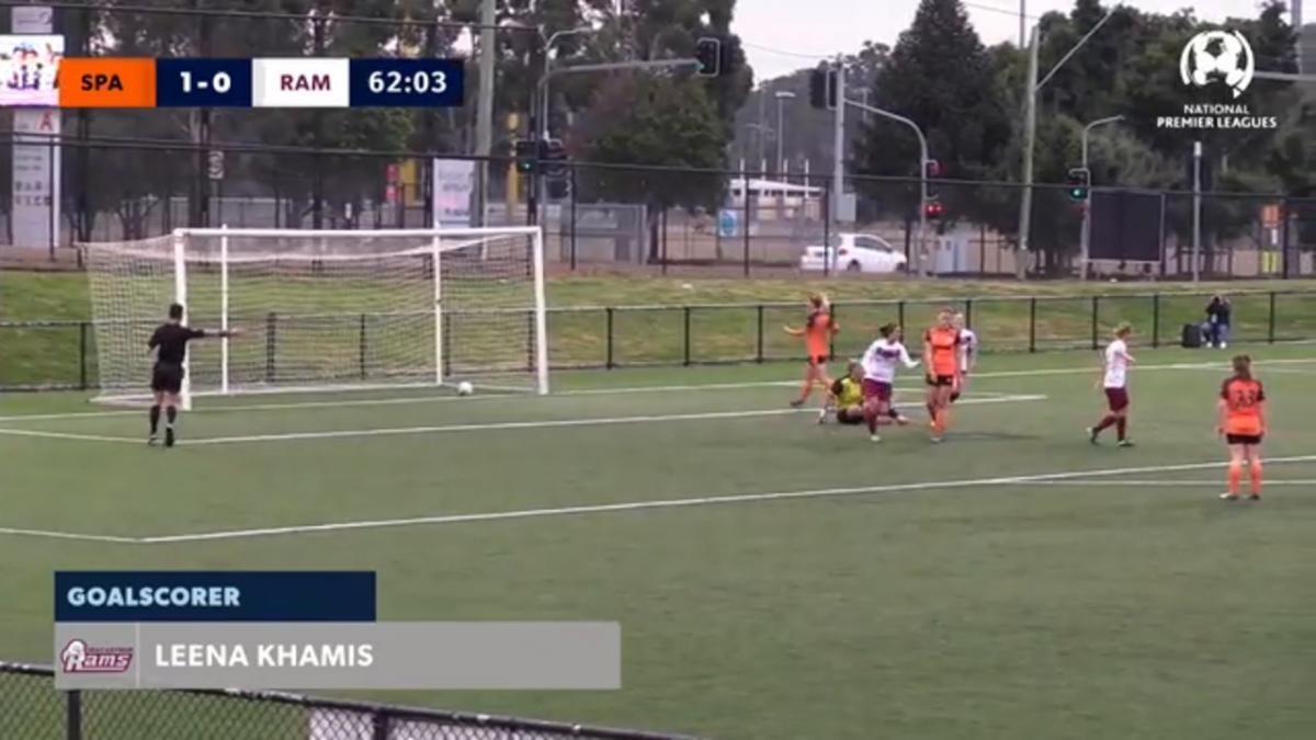 NPLW NSW Round 15 - Blacktown Spartans vs Macarthur Rams Highlights