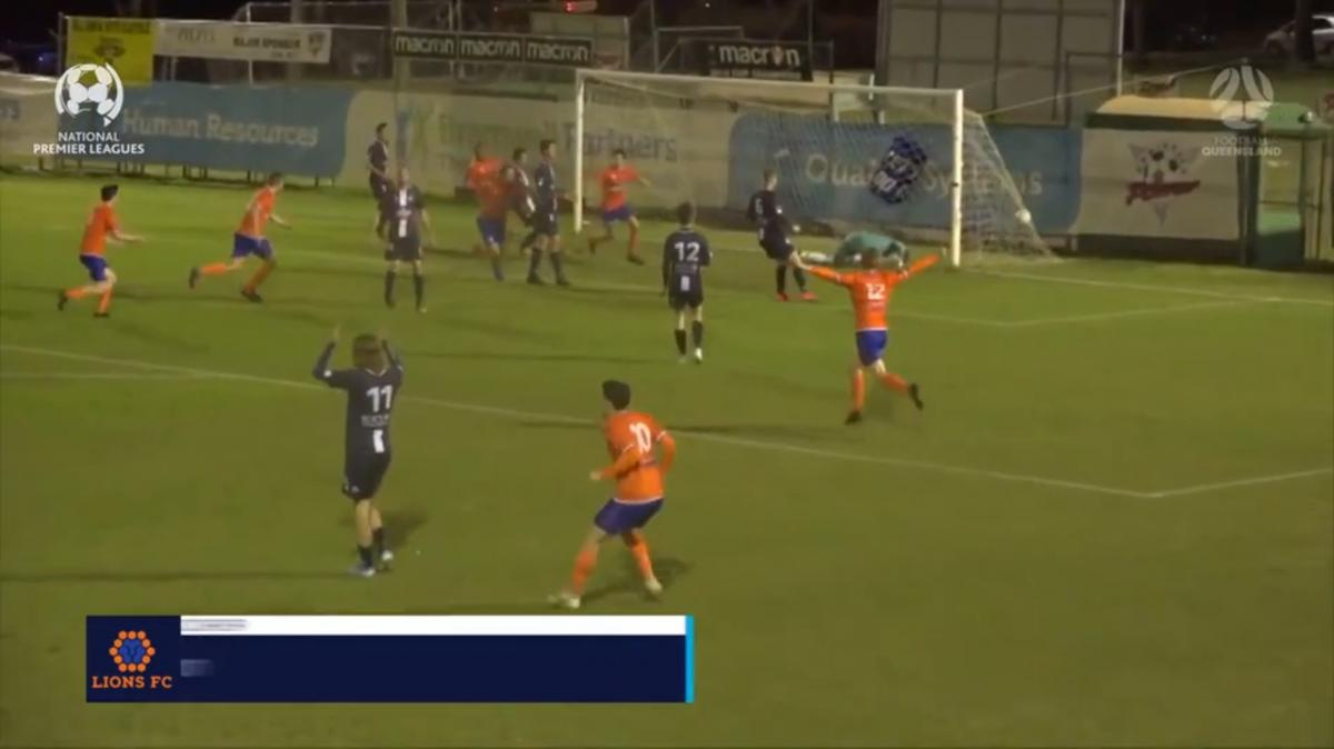 NPL QLD Semi Final - Lions FC vs Olympic FC Highlights