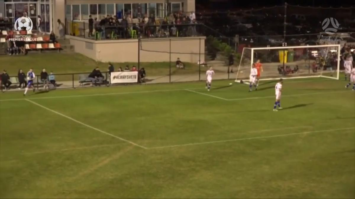 NPL QLD Semi Final - Gold Coast Knights vs Peninsula Power Highlights