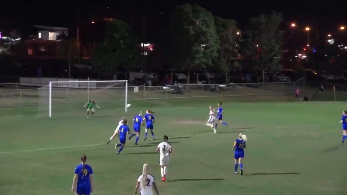 NPLW QLD Elimination Final - Gold Coast United vs Capalaba FC Highlights