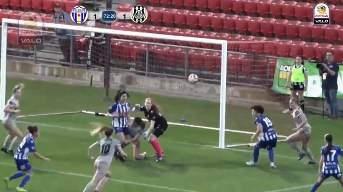 NPLW SA Grand Final -  West Adelaide SC v Adelaide City Highlights