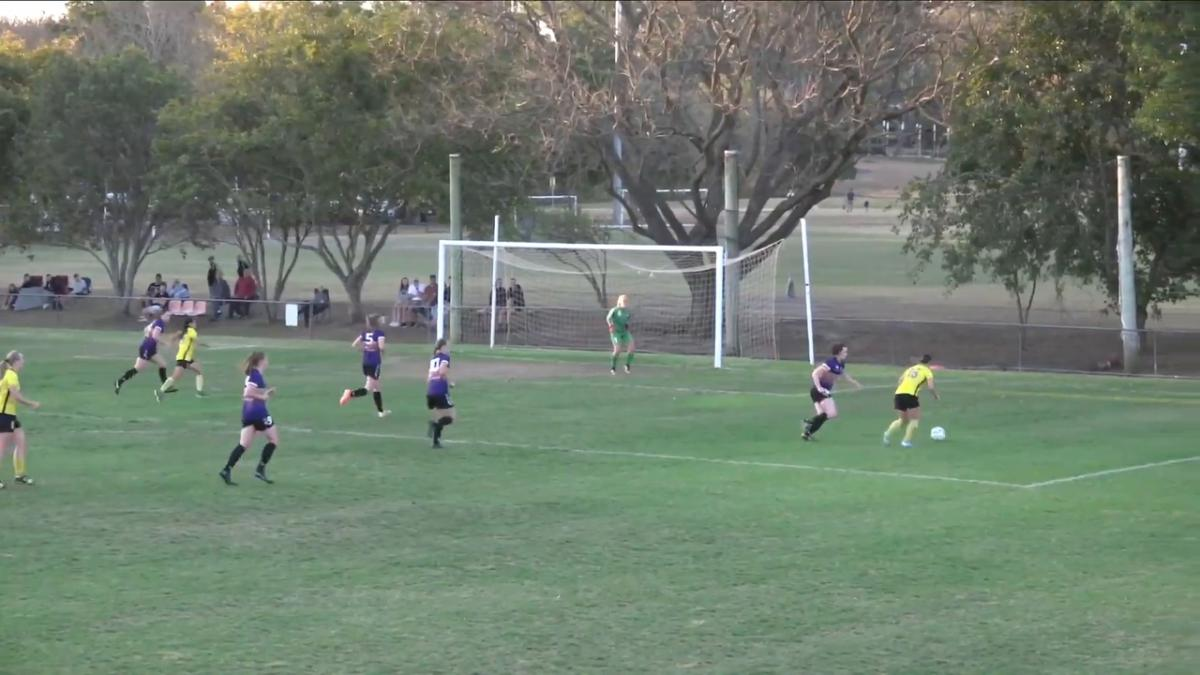 NPLW QLD Semi Final - Moreton Bay United vs The Gap FC Highlights
