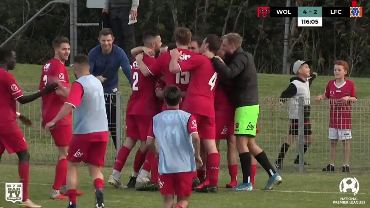 NPL 2019 Grand Final Match Highlights: Wollongong Wolves v Lions FC