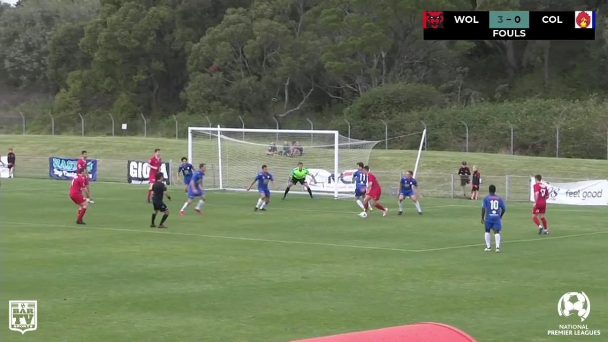 Wollongong Wolves v Canberra Olympic NPL Elimination Final 2019 Match Highlights