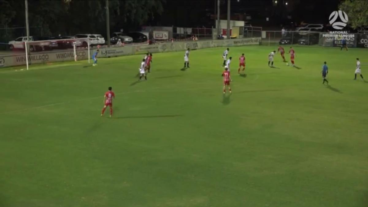 NPL QLD Round 2 - Olympic FC vs Eastern Suburbs FC Highlights