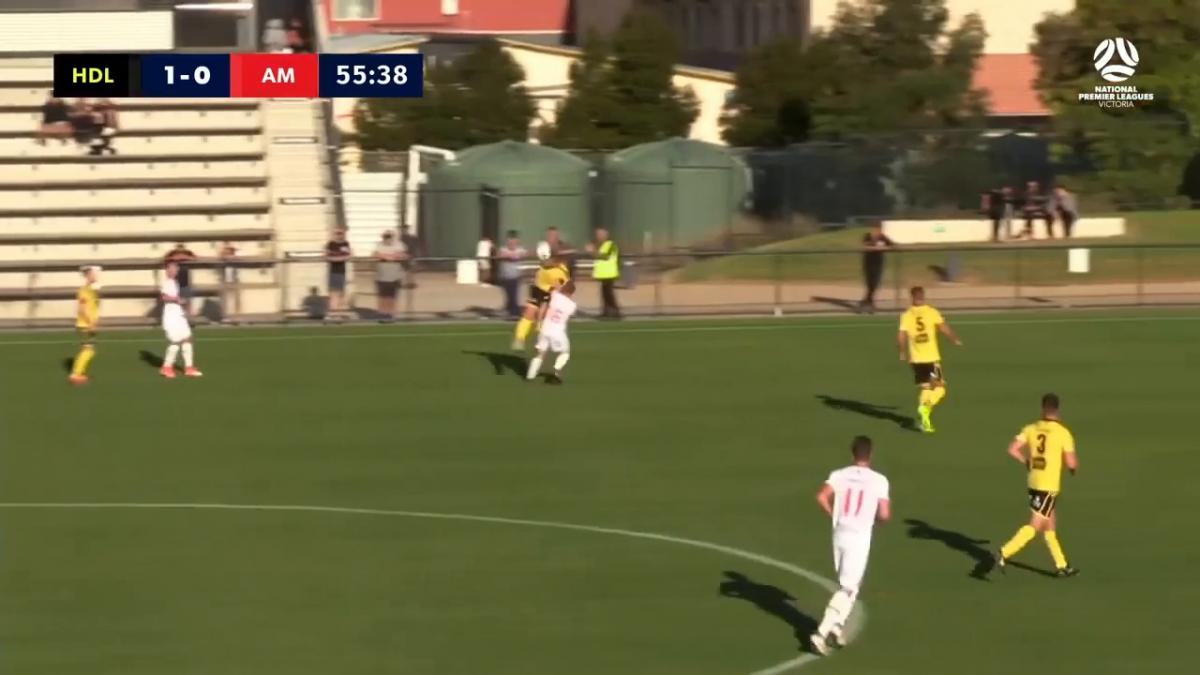NPL VIC Round 3 - Heidelberg United vs Altona Magic Highlights