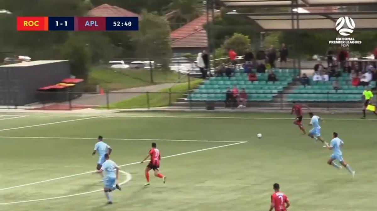 NPL NSW Round 3 - Rockdale Ilinden vs APIA Leichhardt Highlights
