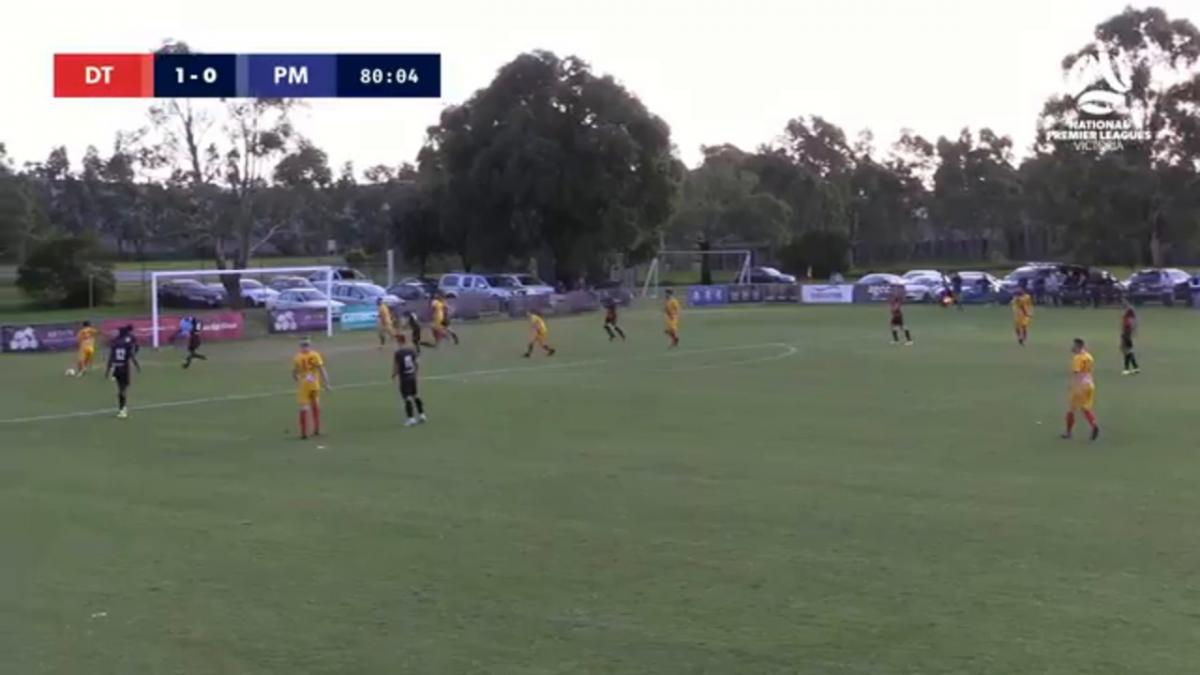 NPL VIC Round 5 - Dandenong Thunder vs Port Melbourne Sharks Highlights