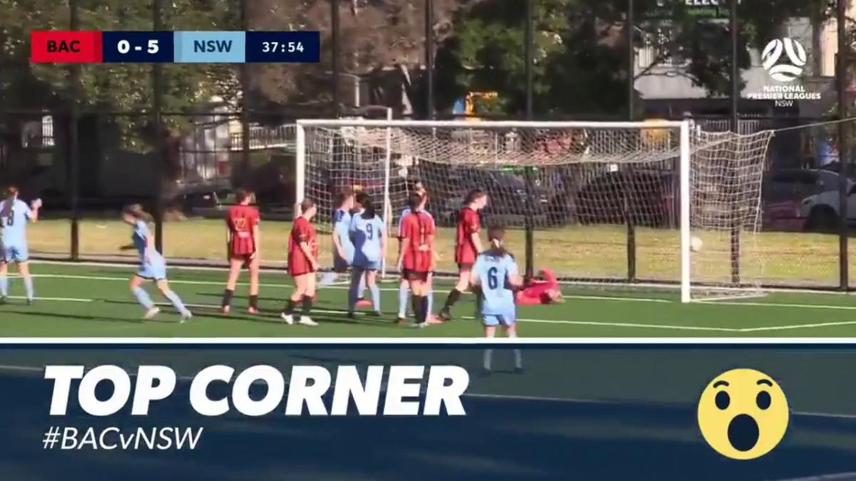 NPL NSW Goals of the Week - 1 September 2020