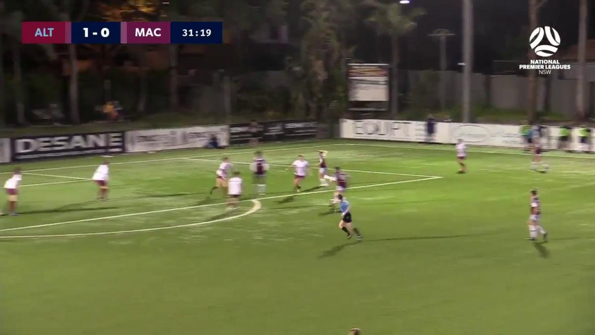 NPL NSW Goals of the Week - 8 September 2020