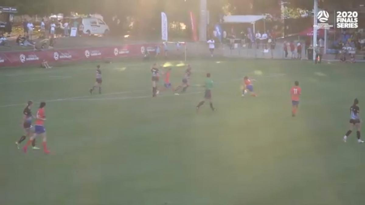 NPLW QLD Grand Final 2020 - Lions FC v Logan Lightning Highlights