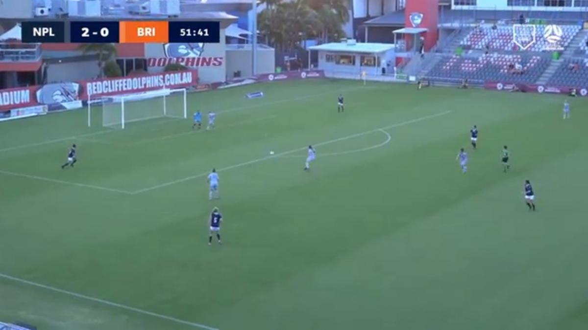 NPLW QLD All-Stars vs Brisbane Roar Women's Highlights