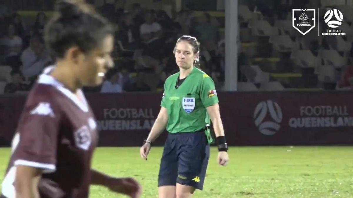 Kappa Festival of Football Women's - Queensland v New South Wales Highlights