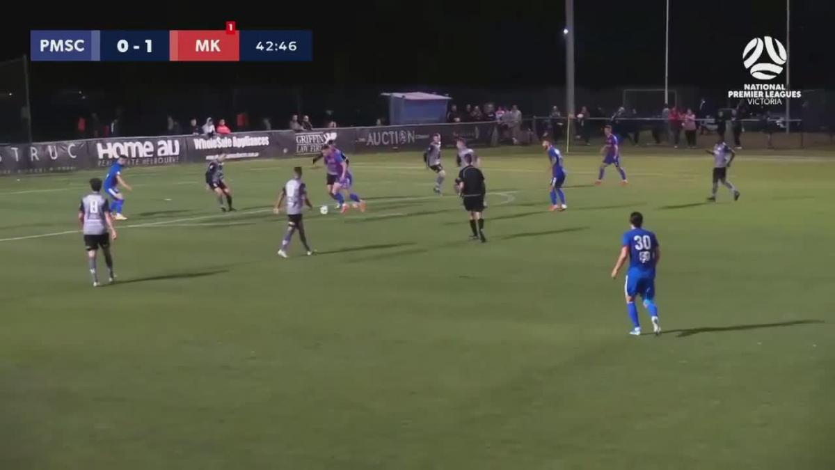 NPL Victoria Round 1 - Port Melbourne Sharks v Melbourne Knights Highlights