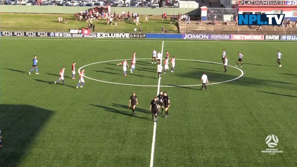 NPL NSW Round 6 – Sydney United 58 v Northbridge Bulls Highlights