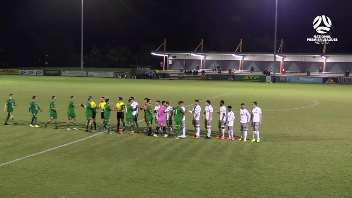 NPL Victoria Round 6 - Bentleigh Greens v Avondale FC Highlights