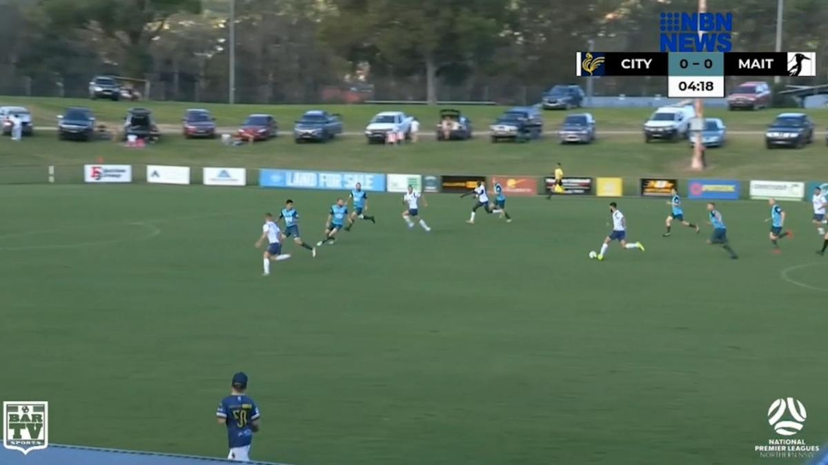 NPL NNSW Round 2 – Lake Macquarie City FC v Maitland FC Highlights