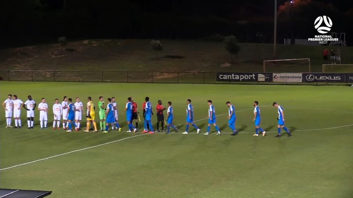 NPL Western Australia Round 3 – Floreat Athena FC v Perth SC Highlights