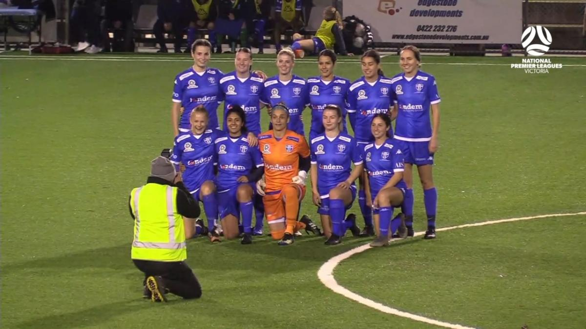 NPLW Victoria Round 1 - FC Bulleen Lions v South Melbourne FC Highlights