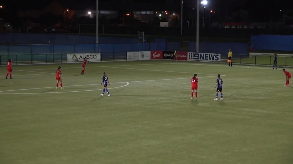 NPLW South Australia Round 1 - Salisbury Inter v Football SA NTC Highlights