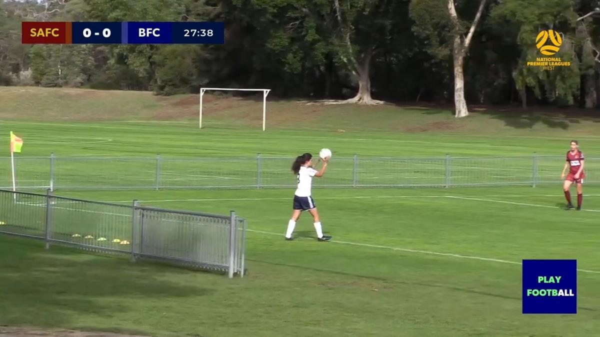 NPLW Western Australia Round 1 - Subiaco AFC v Balcatta FC Highlights