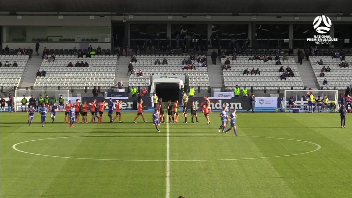 NPL Victoria  Round 8 -  South Melbourne FC v St Albans Saints SC Highlights