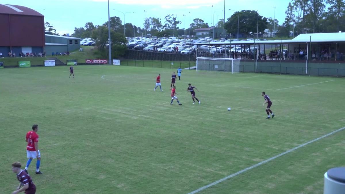 NPL Queensland Round 6 - Logan Lightning v Gold Coast Knights Highlights