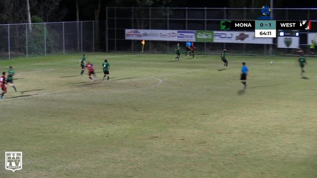 NPL Capital Round 2 - Monaro Panthers FC v West Canberra Wanderers FC Highlights