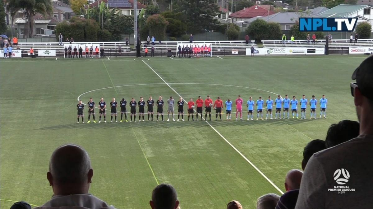 NPL NSW Round 9 - Blacktown City FC v Sydney FC Highlights