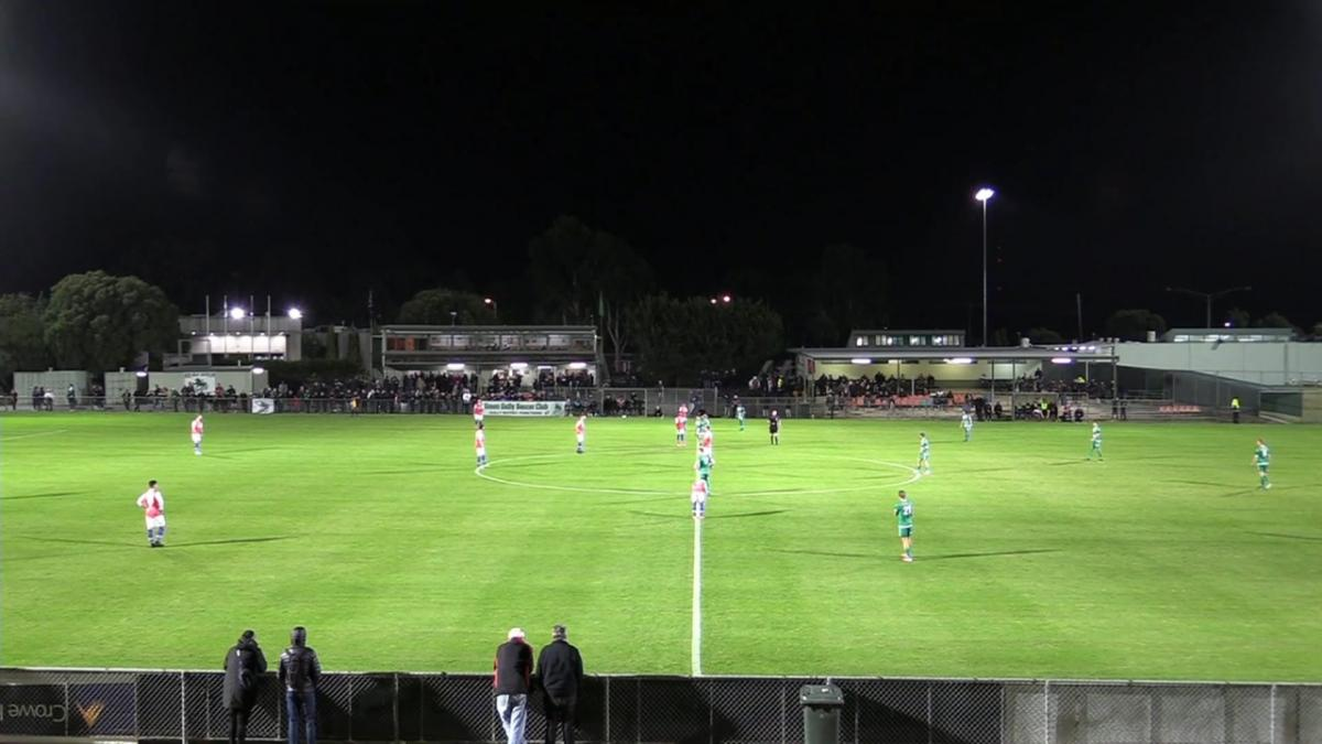 NPL Victoria Round 9 - Green Gully v Melbourne Knights Highlights