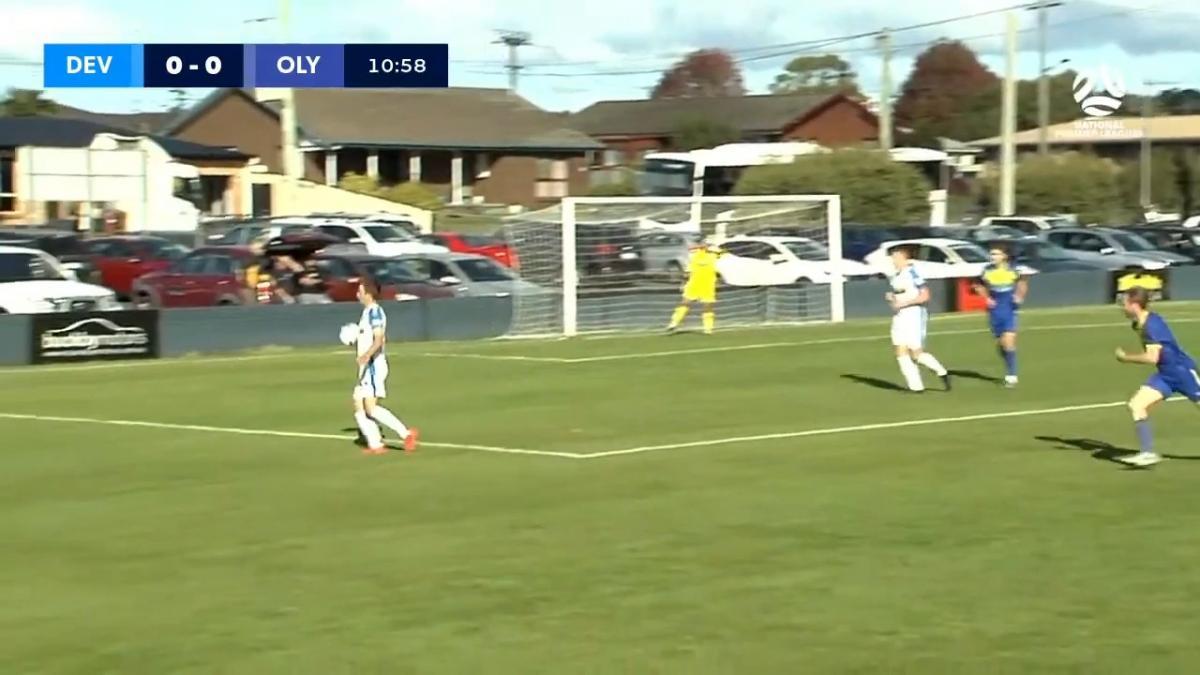 NPL Tasmania Round 5 - Devonport City v Olympia Warriors Highlights