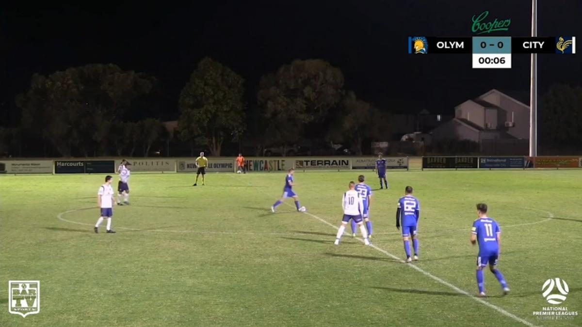 NPL NNSW Round 5 – Newcastle Olympic FC v Lake Macquarie City FC Highlights