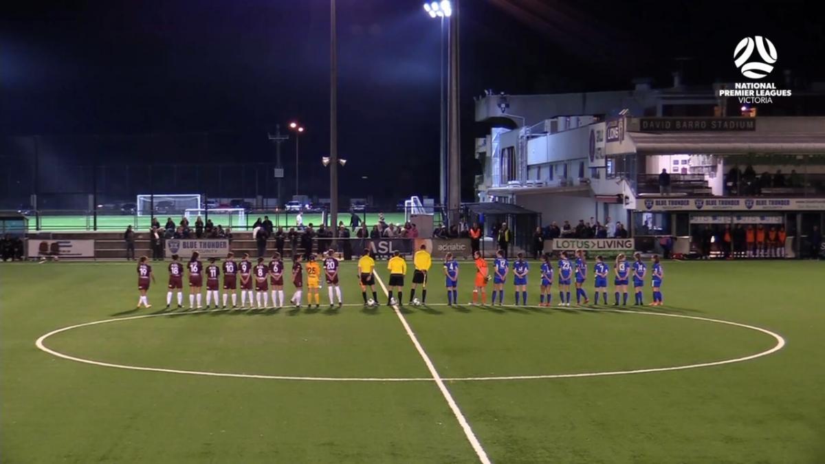 NPLW Victoria Round 3 - FC Bulleen Lions v Box Hill United SC Highlights