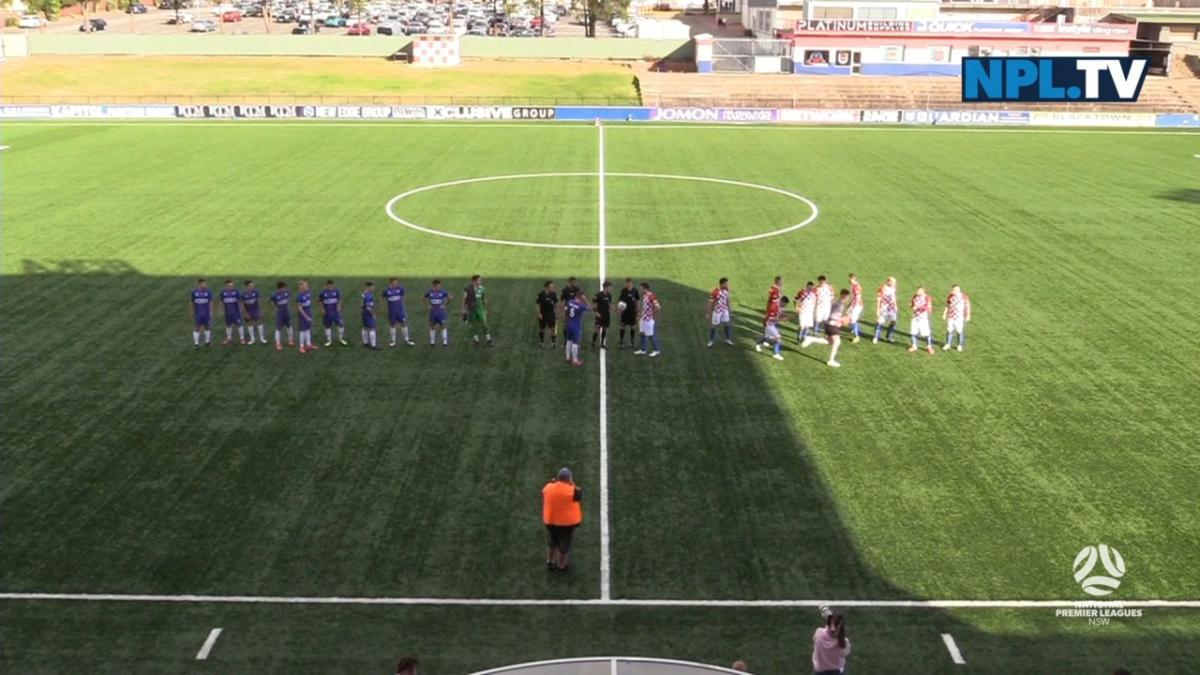 NPL NSW Round 10 - Sydney United 58 FC v Manly United FC Highlights