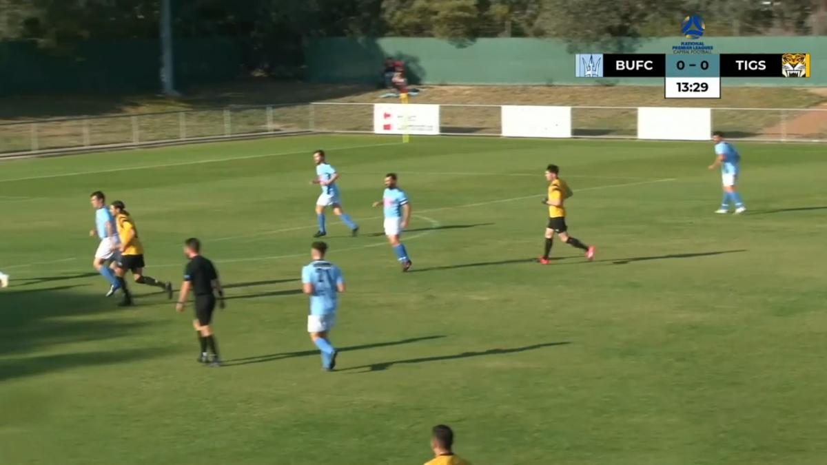 NPL Capital Round 4 - Belconnen United FC v Tigers FC Highlights