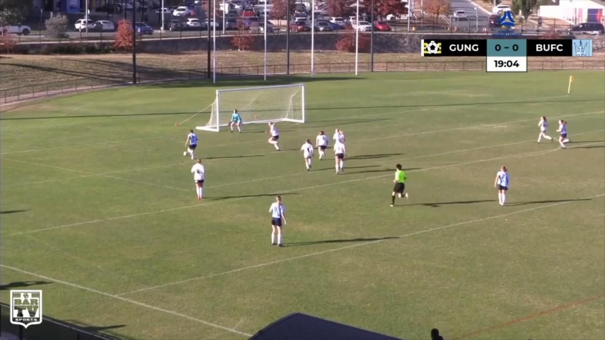 NPLW Capital Round 4 - Gungahlin United FC v Belconnen United FC Highlights