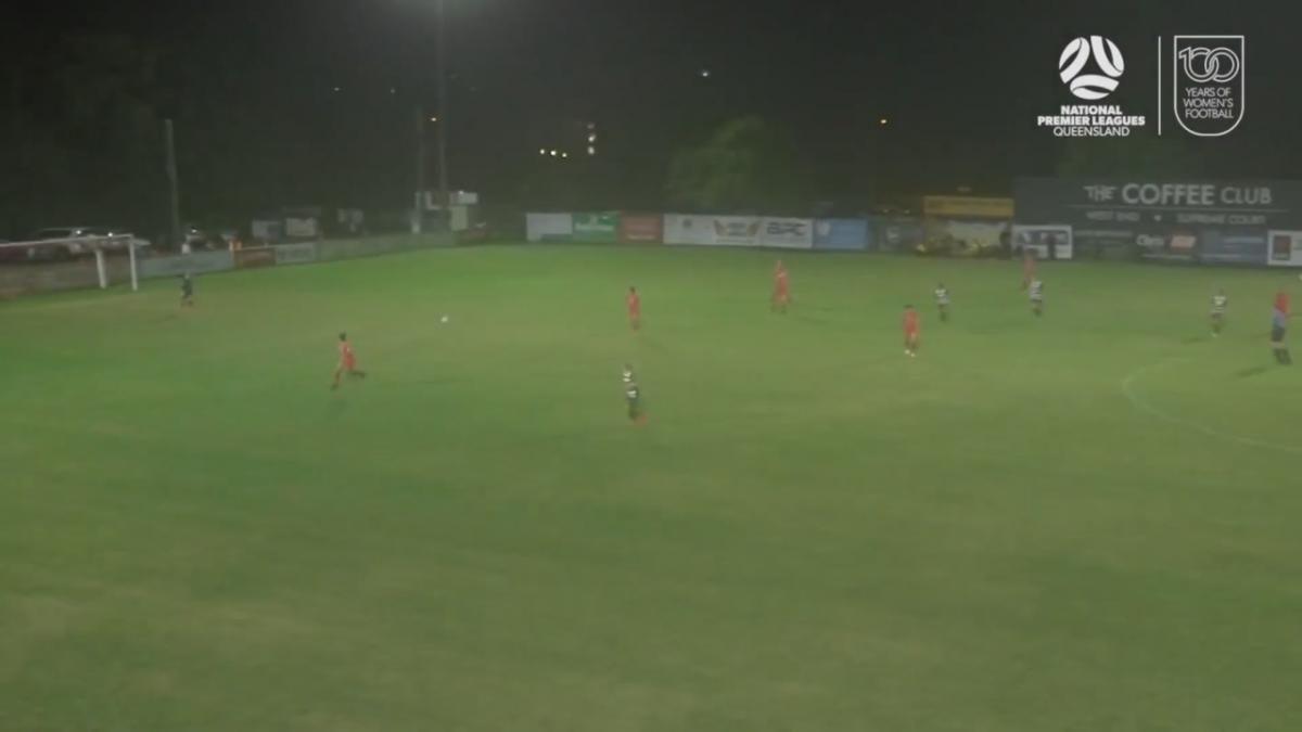 NPLW Queensland Round 7 -  Olympic Football Club v Western Pride Highlights