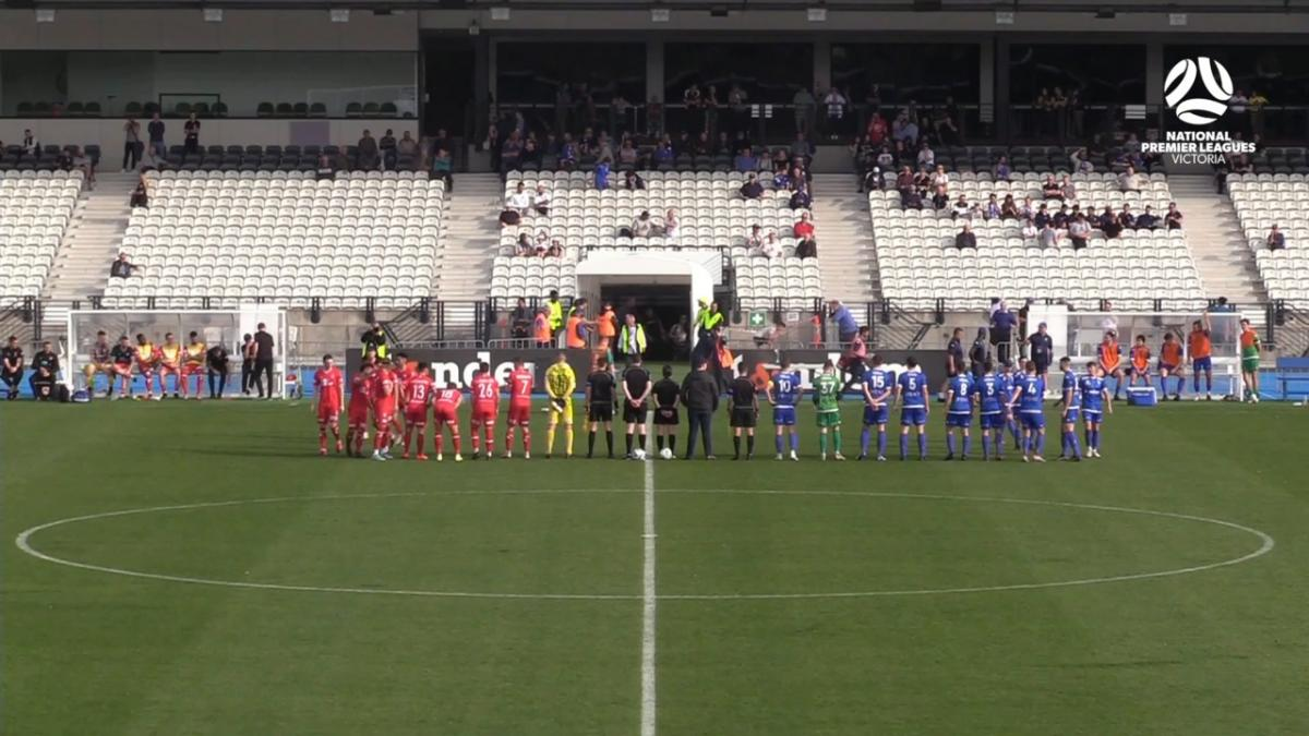 NPL Victoria Round 10 - South Melbourne FC v Hume City FC Highlights